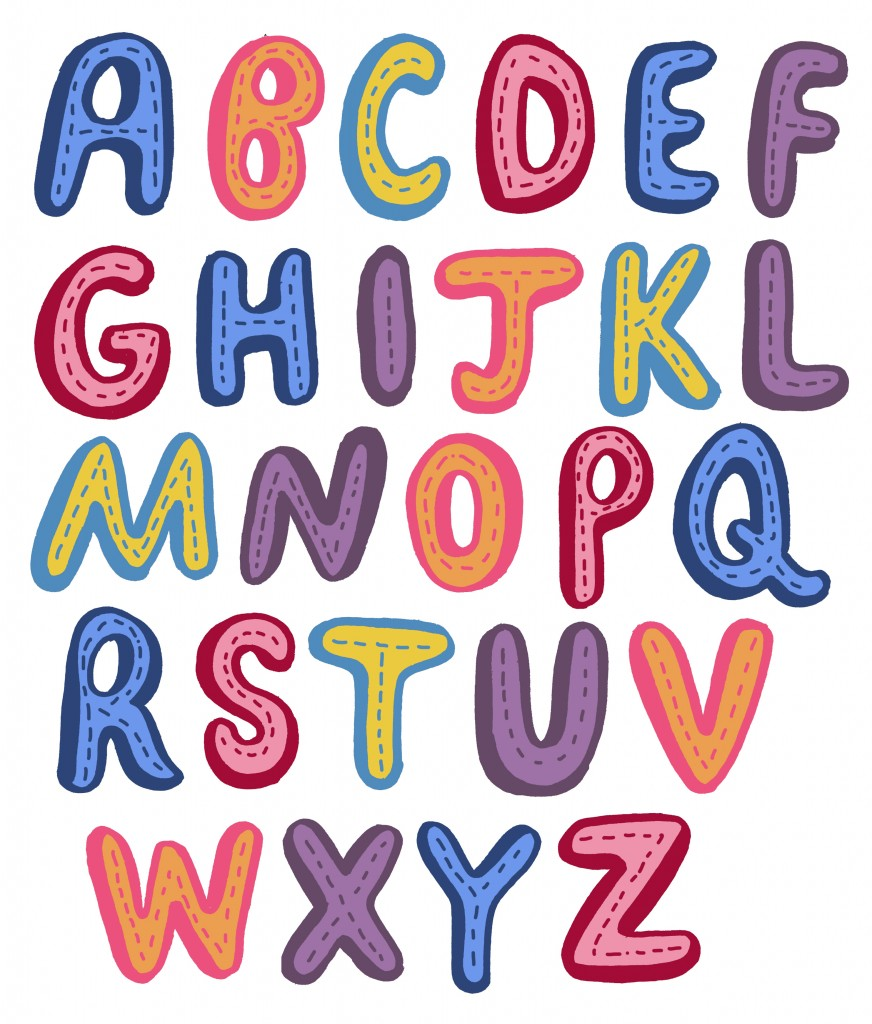 Animated Alphabet Clipart - Clipart Kid clip art transparent library