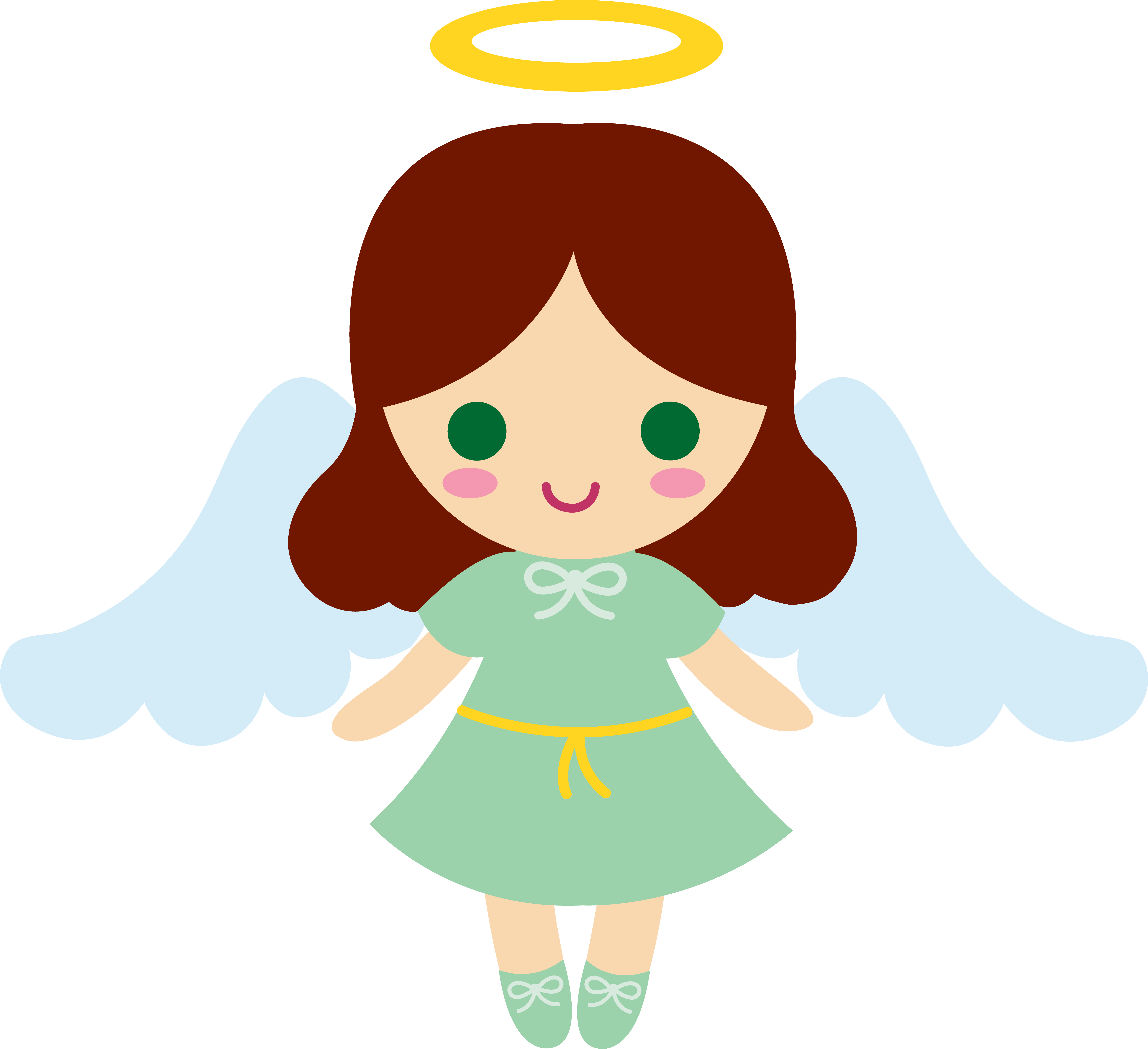 Animated angels clipart clipart royalty free stock Angels Cliparts - Cliparts Zone clipart royalty free stock