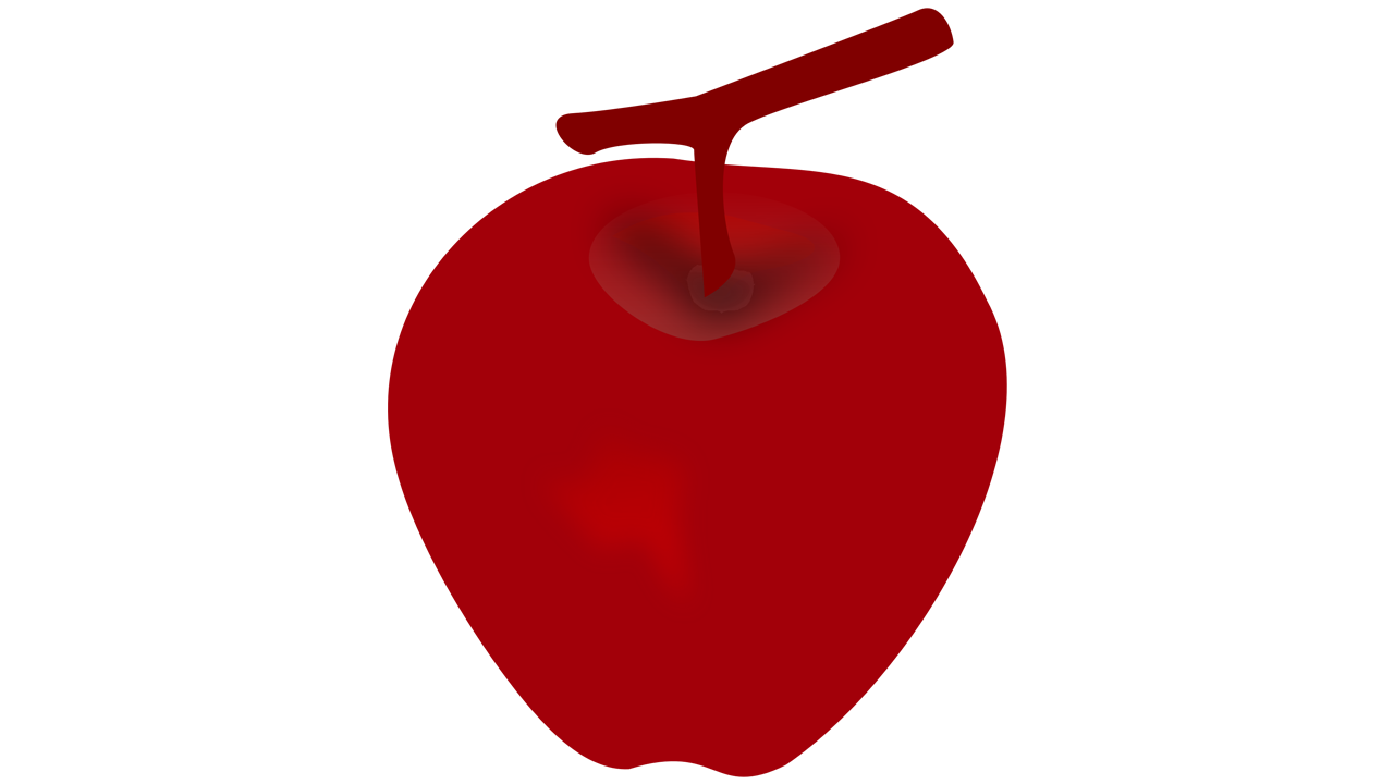 Free apple bobbing sign clipart image royalty free stock 14 Apple Fruit Free Clipart - Fruit Names A-Z With Pictures image royalty free stock