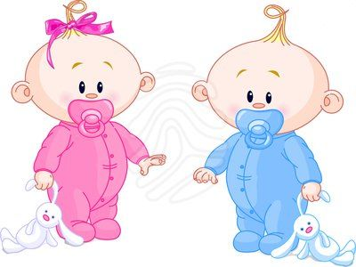 Animated new baby clipart black and white download animated baby | Twin Babies - clipart #17954965 | Art | Baby cartoon ... black and white download