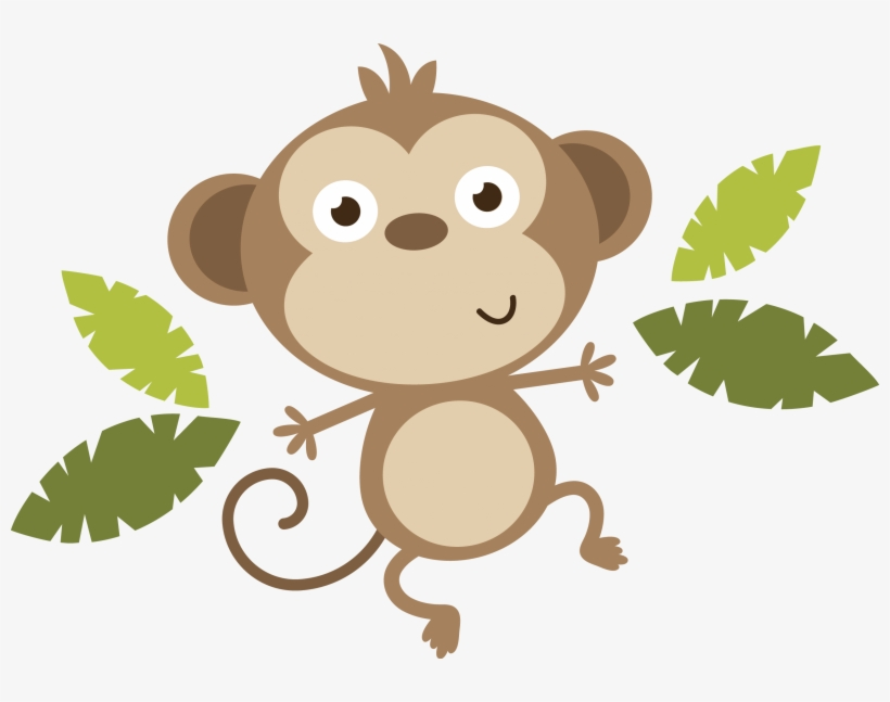 Animated baby monkey clipart picture free stock Baby Monkey Png (+) - Free Download | fourjay.org picture free stock