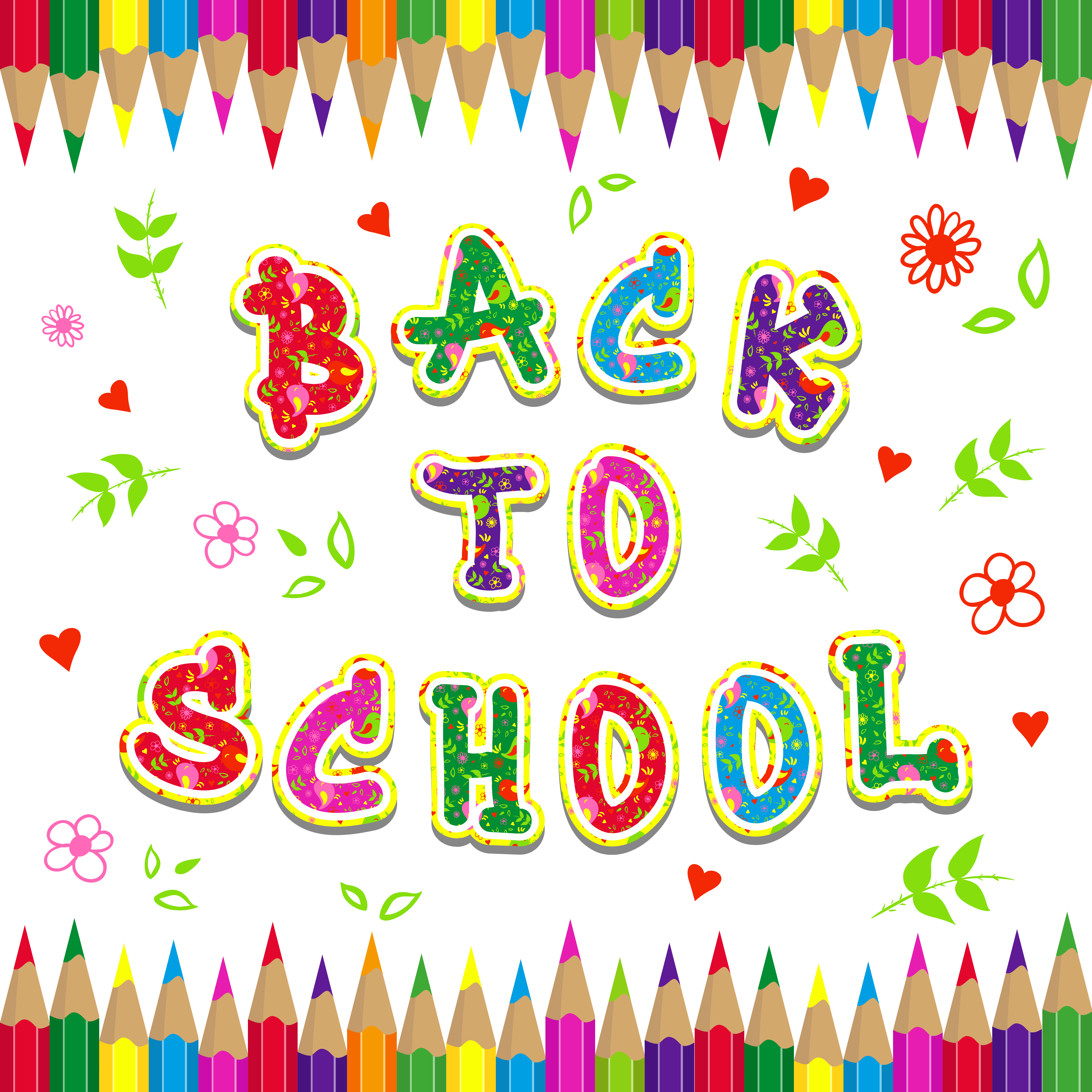 Clipart back to school free image freeuse 28+ Collection of School Clipart Free Download | High quality, free ... image freeuse