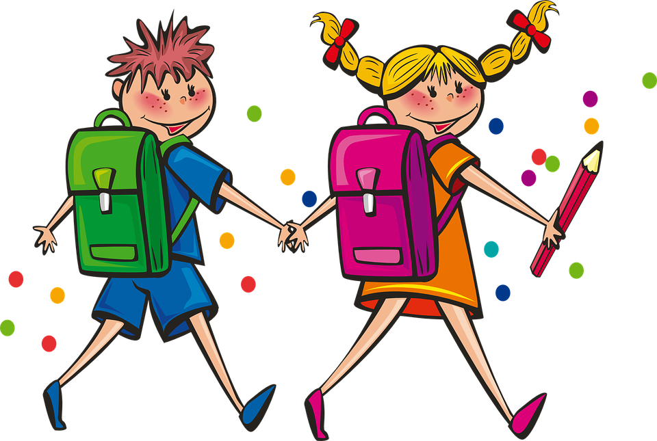 Walk in school clipart clip freeuse Classroom Icebreakers for Back to School - TCEA Blog clip freeuse