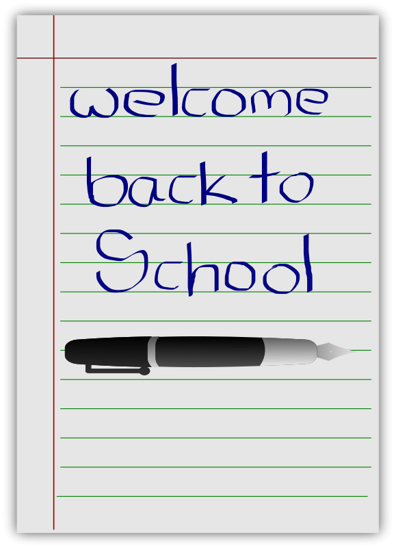 Free animated back to school clipart svg free library Free Back to School Clipart - Classroom Graphics svg free library