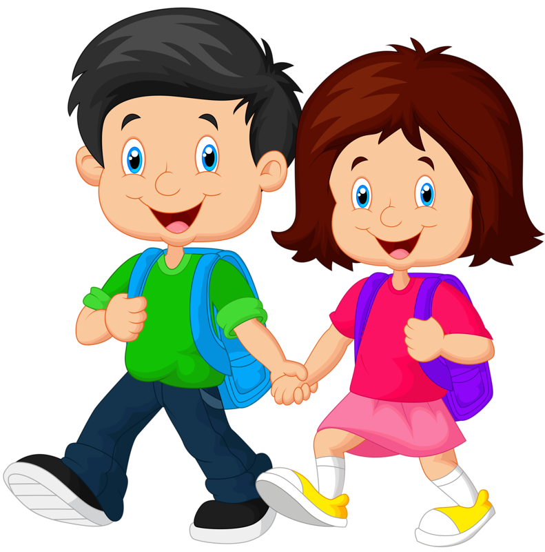 Child going to school clipart freeuse 1 (2) [преобразованный].png | Pinterest | Clip art, School and ... freeuse