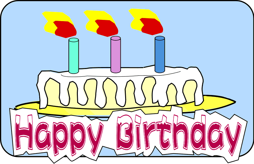 Clipartfest . Animated birthday clipart free