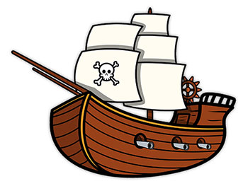 Animated boat clipart png transparent library Free Boat Graphics - Images of Boats - Animations - Clipart png transparent library