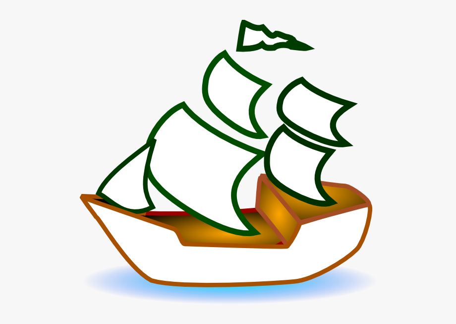 Animated boat clipart graphic library White Boat Clip Art - Animated Pic Of Ship #654236 - Free Cliparts ... graphic library