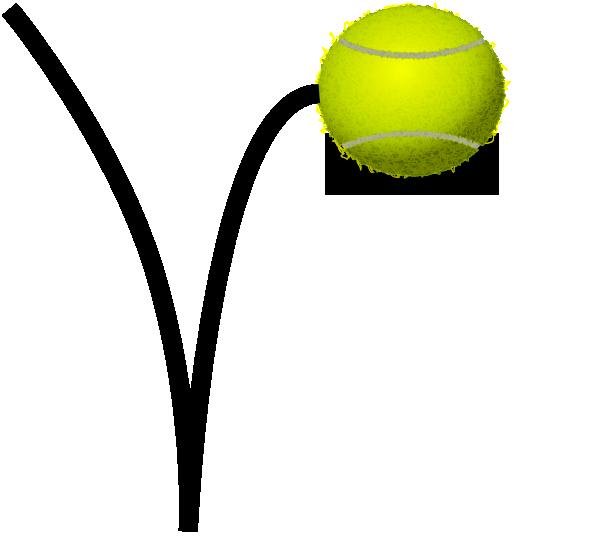 Animated bouncing basketball clipart jpg Tennis Ball Bounce Clip Art at Clker.com - vector clip art online ... jpg