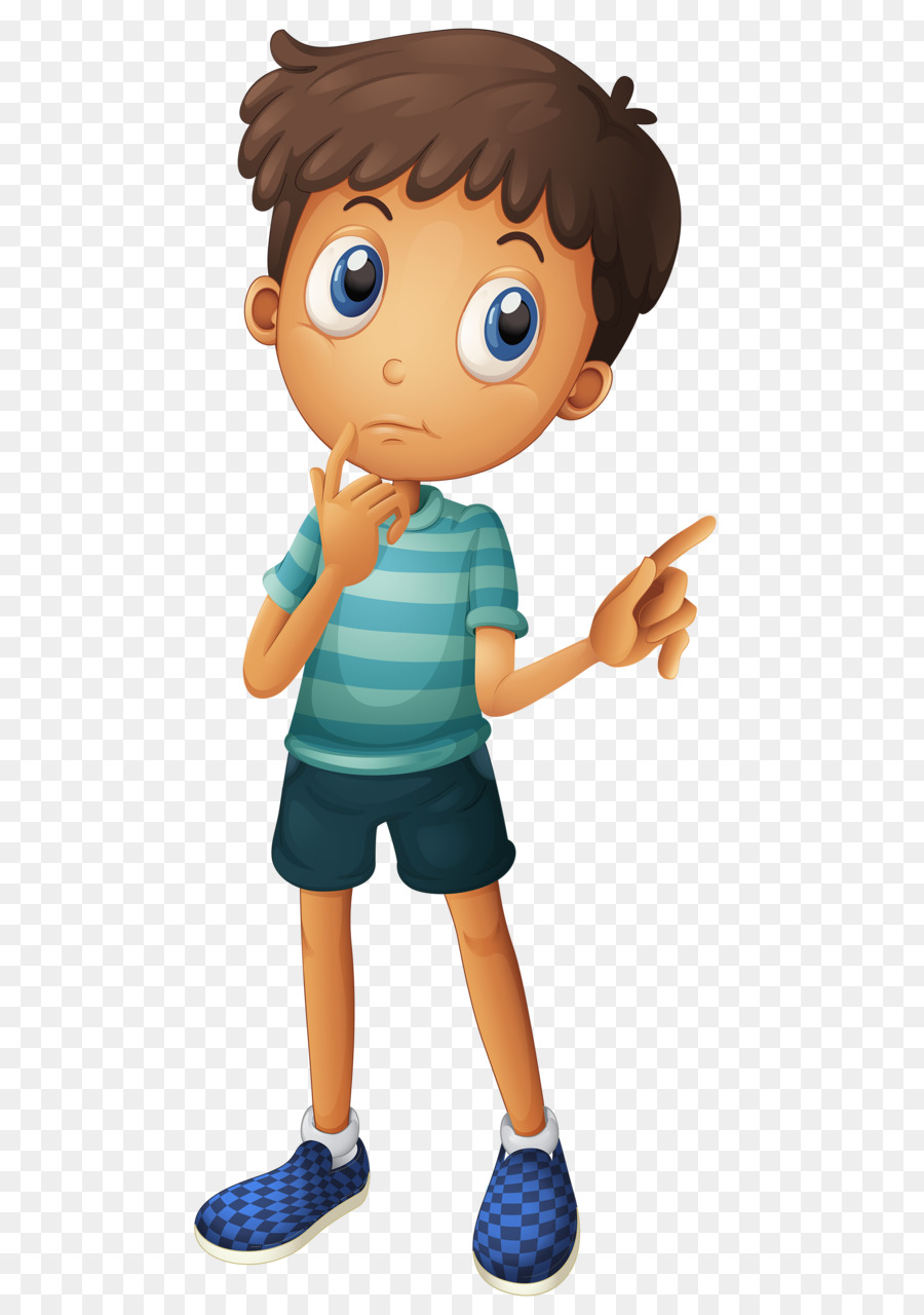 Animated boy thinking clipart clip art library Boy Cartoon png download - 585*1280 - Free Transparent Child png ... clip art library
