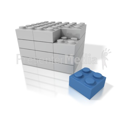 Animated building blocks clipart svg black and white stock Stickmen Building Blocks - Science and Technology - Great Clipart ... svg black and white stock