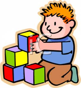 Animated building blocks clipart graphic transparent Child building with blocks clipart - ClipartFest graphic transparent