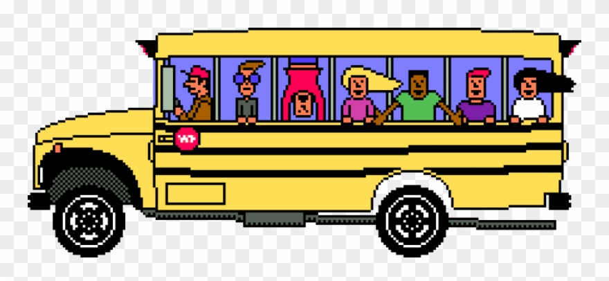 Animated bus clipart png royalty free download School Bus Service - Animated Bus Clipart (#2002556) - PinClipart png royalty free download