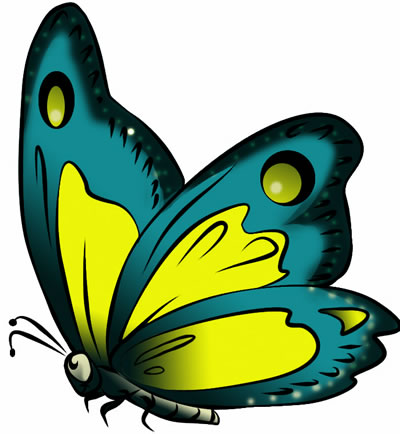 Animated butterfly clipart free jpg freeuse Free Moving Insect Cliparts, Download Free Clip Art, Free Clip Art ... jpg freeuse