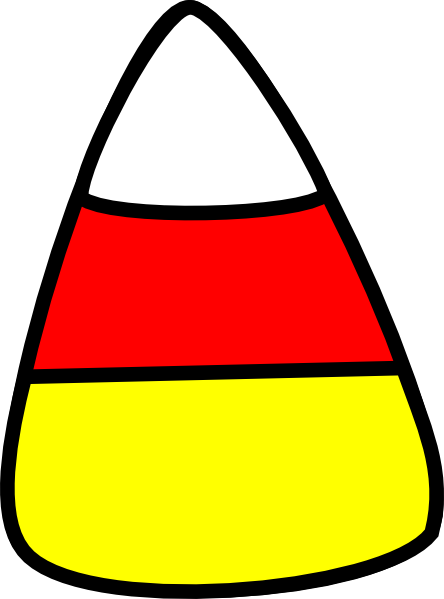 Animated candy corn clipart free download Candy Corn Clip Art at Clker.com - vector clip art online, royalty ... free download