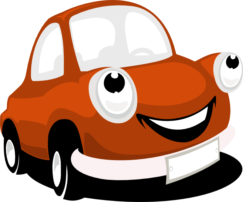Free animated car clipart image freeuse library Animated Car Group (71+) image freeuse library