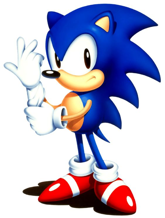 Sonic the hedgehog gallery. Animated cd turning clipart