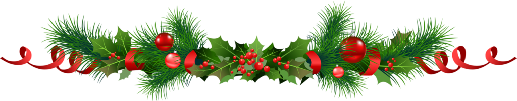 Garland clipart free