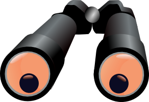 Animated clipart binoculars transparent Animated binoculars clipart images gallery for free download ... transparent