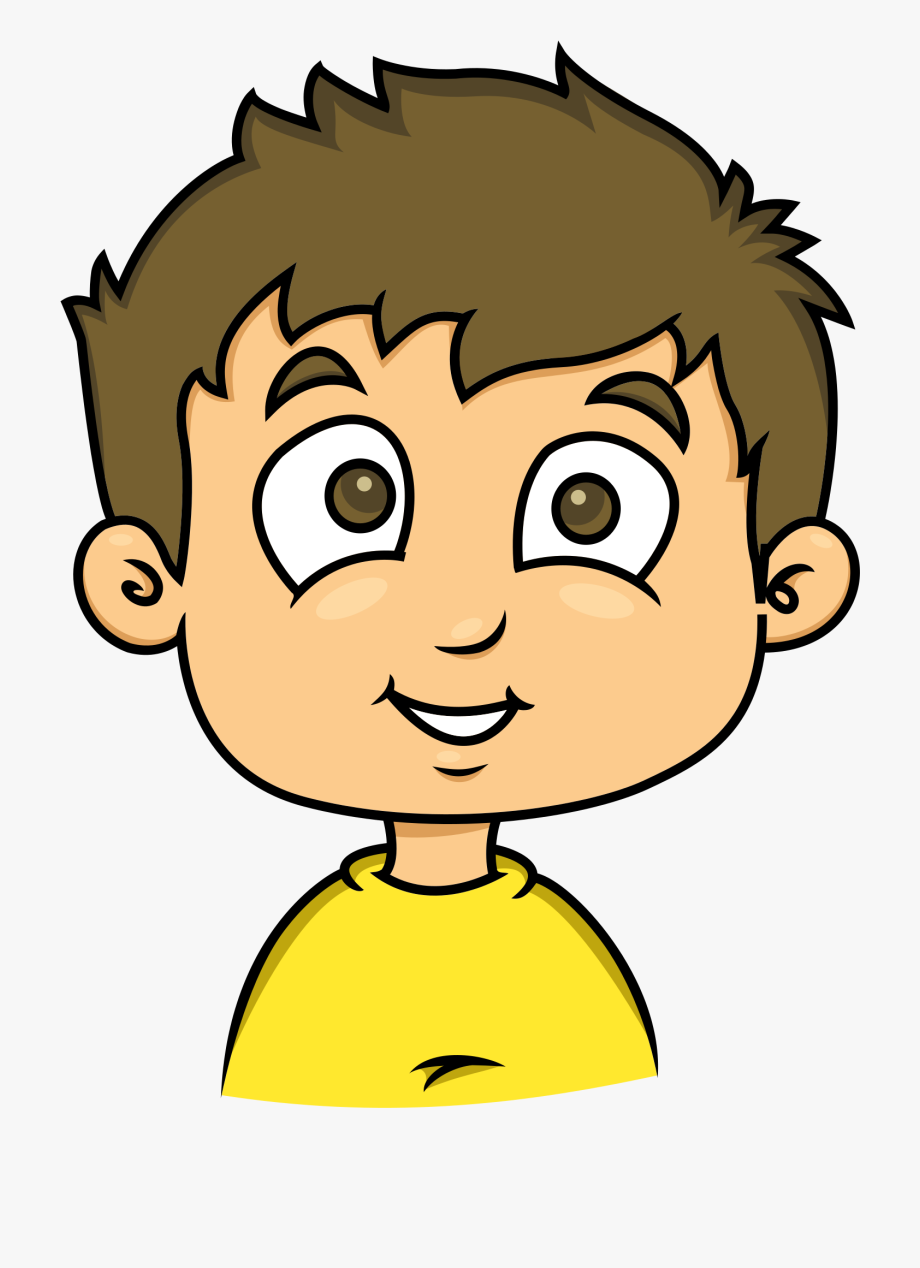 Animated clipart boy clipart freeuse stock Clipart Of Human, Face And Happy - Animated Picture Of Boy #271235 ... clipart freeuse stock