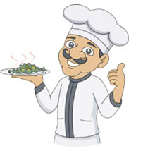Animated clipart chef picture library library Free Food Animated Clipart - Food Animated Gifs - Flash Animations picture library library