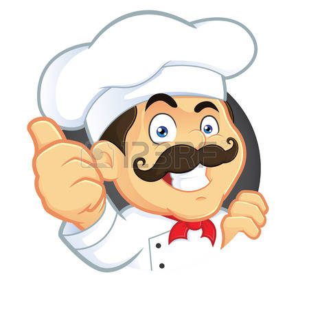 Animated clipart chef svg black and white stock Chef Cartoon Stock Photos & Pictures. Royalty Free Chef Cartoon ... svg black and white stock