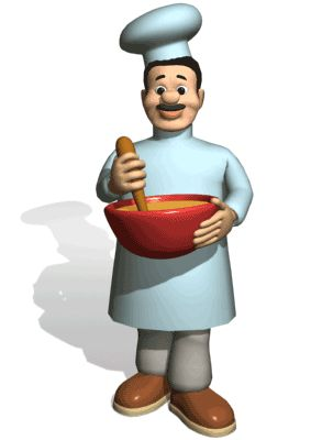Animated clipart chef svg library stock 106 best ideas about Animated Chefs and Waiters on Pinterest ... svg library stock