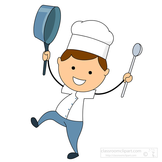 Animated clipart chef jpg black and white Animated chef clipart - ClipartFest jpg black and white