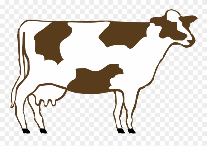 Animated clipart cows clip freeuse Holstein Friesian Cattle Calf Dairy Cattle Drawing - Animated Images ... clip freeuse
