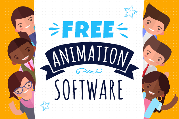 Turn cliparts into video clip freeuse stock Best free Animation software - Yes, 2D animations for free clip freeuse stock