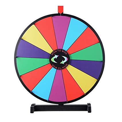 Animated clipart for advertising spin prize wheel image black and white download WinSpin 24\