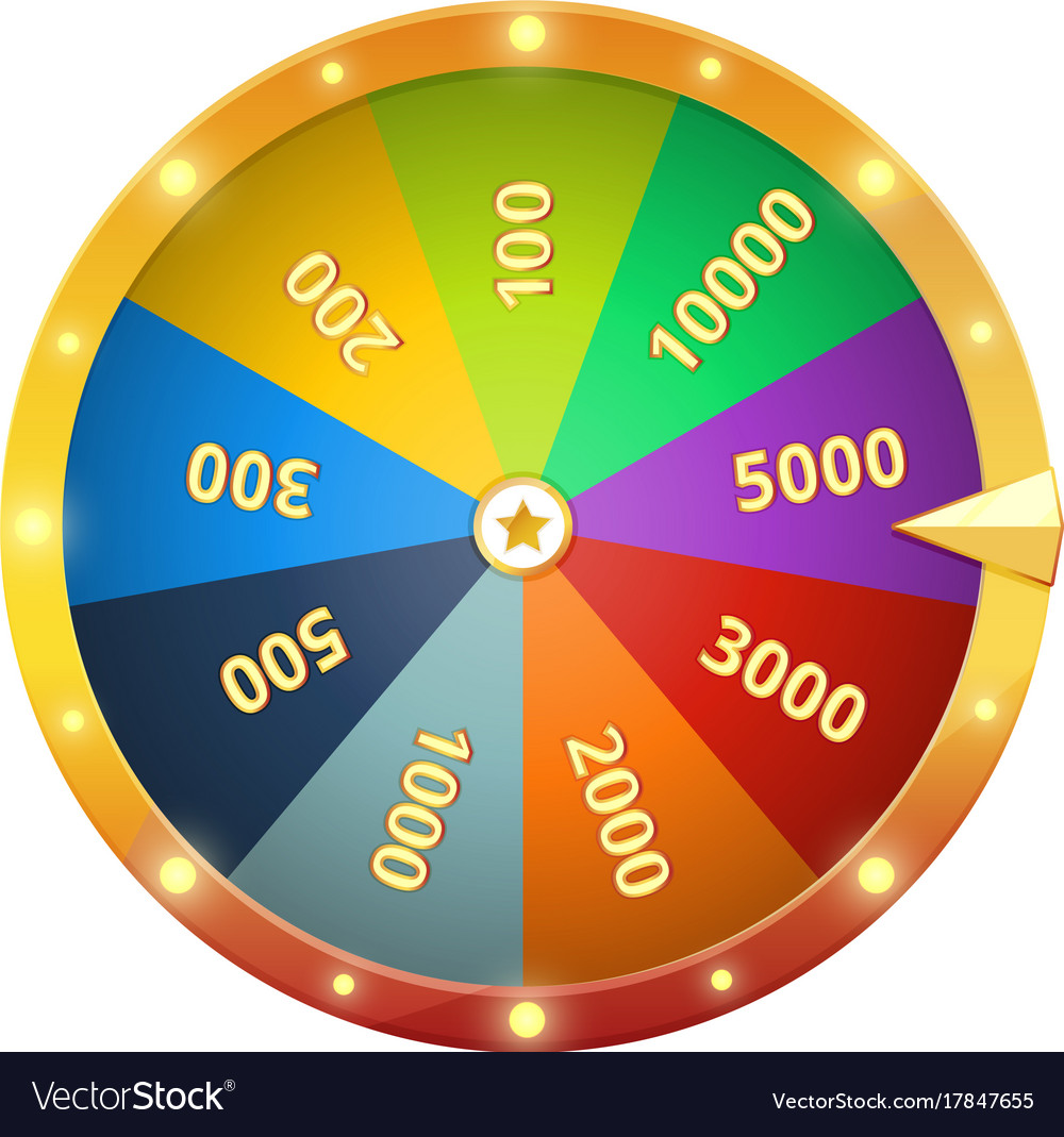 Animated clipart for advertising spin prize wheel image library download Spinning wheel with prizes game roulette image library download