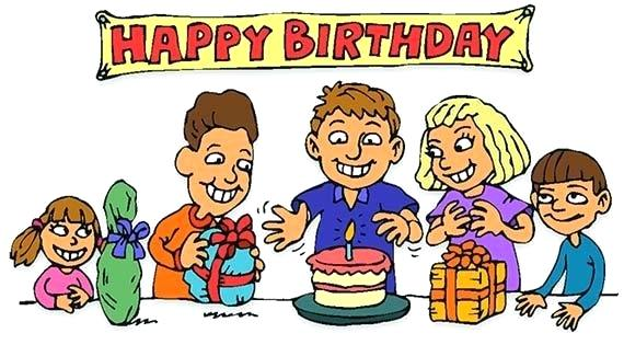 Animated clipart for birthdays clip free stock animated happy birthday with flowers clipart – albadorataitalia.com clip free stock