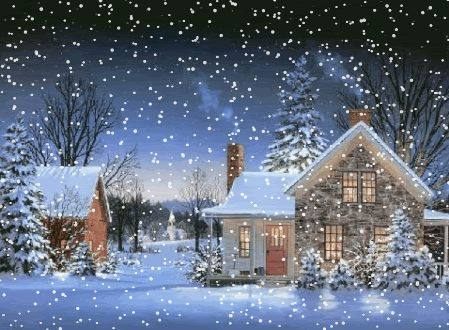 Animated clipart house snow png royalty free stock Free Snowy Animated Cliparts, Download Free Clip Art, Free Clip Art ... png royalty free stock