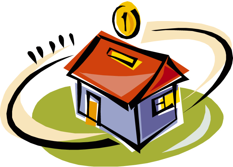 Mortgage clipart free