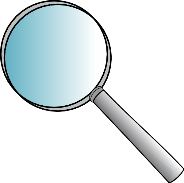 Animated clipart magnifying glass picture royalty free Magnifying Glass Clip Art at Clker.com - vector clip art online ... picture royalty free