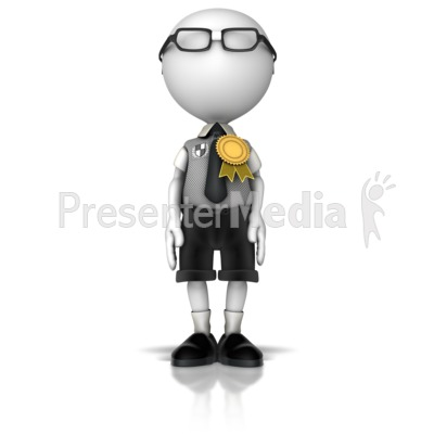 Animated clipart of a student picture freeuse library Proud Awarded Student - Presentation Clipart - Great Clipart for ... picture freeuse library