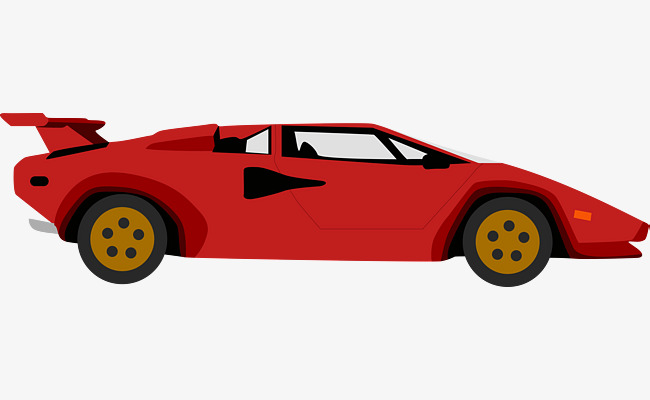 Animated clipart of sports car image library Red Remodeling Sports Car, Car Vector, S #353795 - PNG Images - PNGio image library