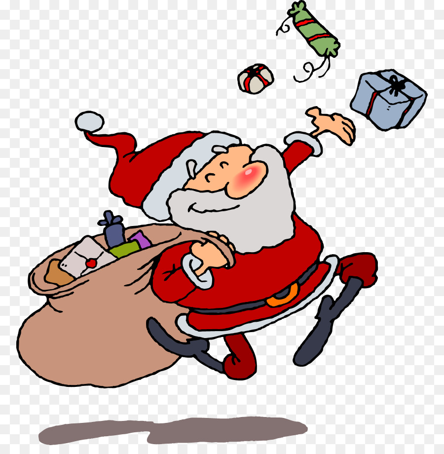 Animated clipart santa claus picture free download Animated Santa Claus Png & Free Animated Santa Claus.png Transparent ... picture free download