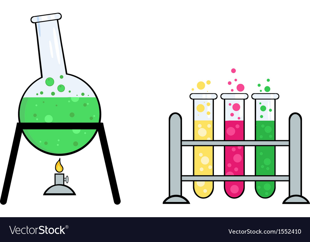 Animated clipart scientific equipment picture royalty free stock Cartoon Science - Making-The-Web.com picture royalty free stock