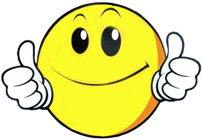 Smiley faces best . Animated clipart thumbs up