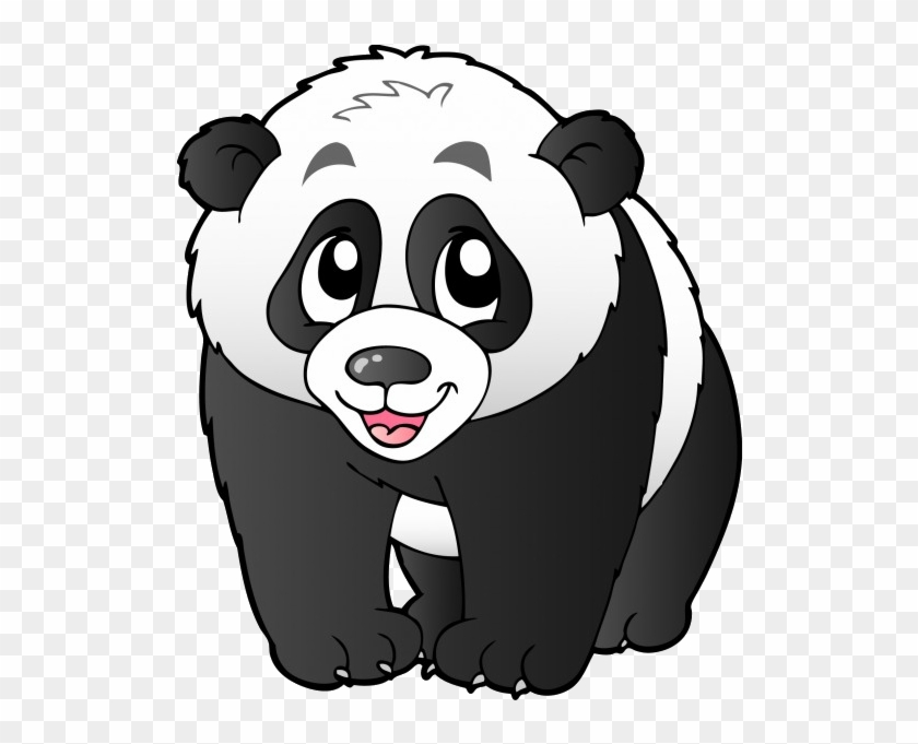 Animated clipart transparent background jpg royalty free download Panda Clipart Transparent Background - Cartoon Panda Transparent ... jpg royalty free download