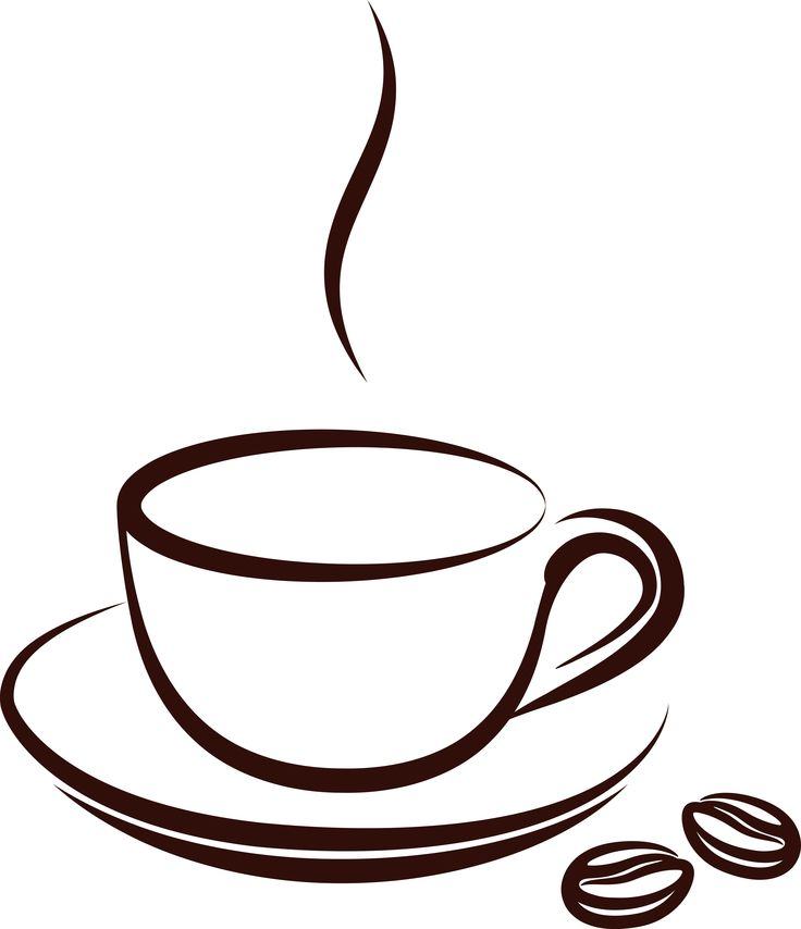 Animated coffee cup clipart clip black and white library Cartoon Coffee Cliparts - Cliparts Zone clip black and white library