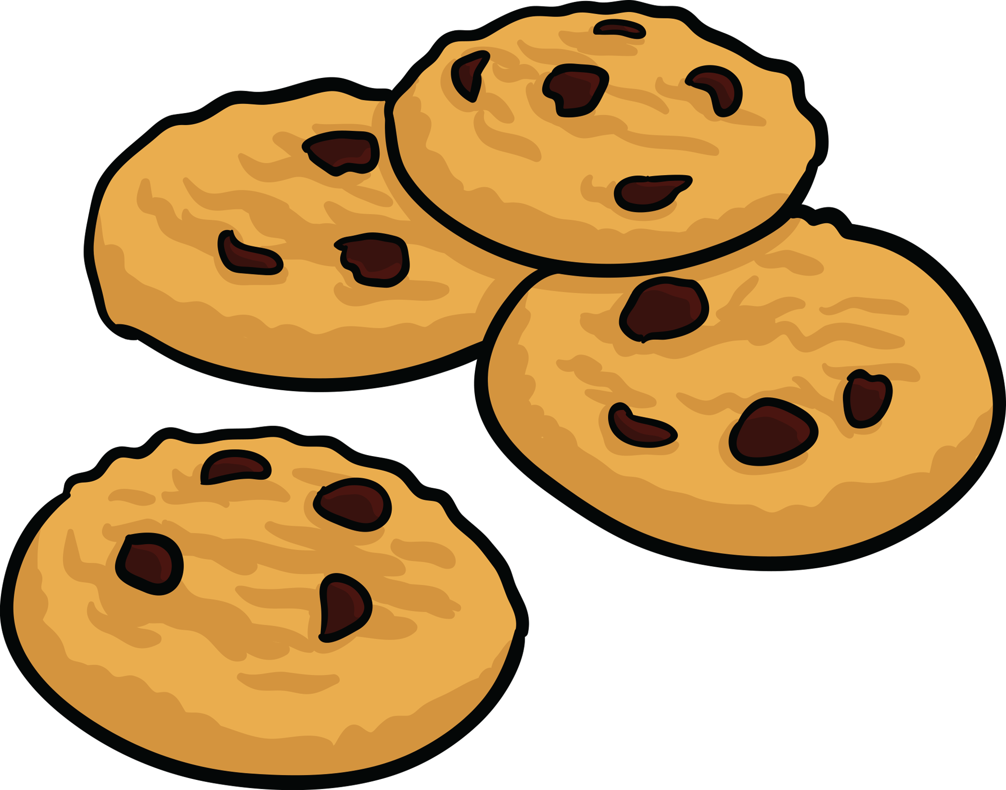 Animated cookies clipart banner stock Cartoon cookies clipart images gallery for free download | MyReal ... banner stock