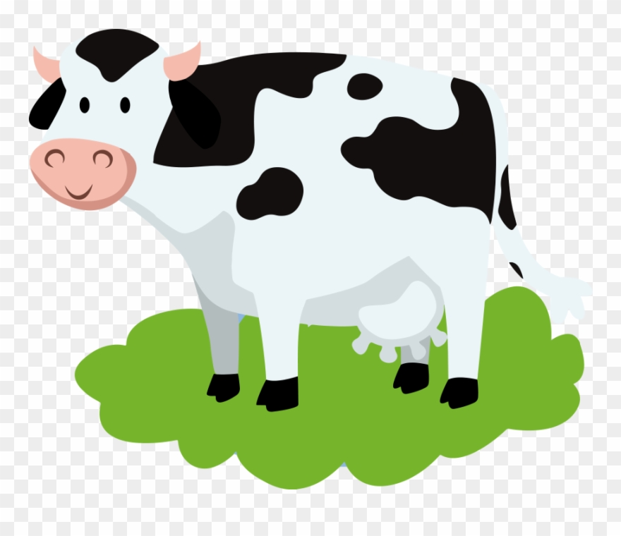 Animated cow eating grass clipart clip free library Free Download High Quality Cartoon Cow Png Transparent - Cow Eating ... clip free library