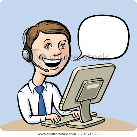 Clipartfest vector clip art. Animated customer service clipart