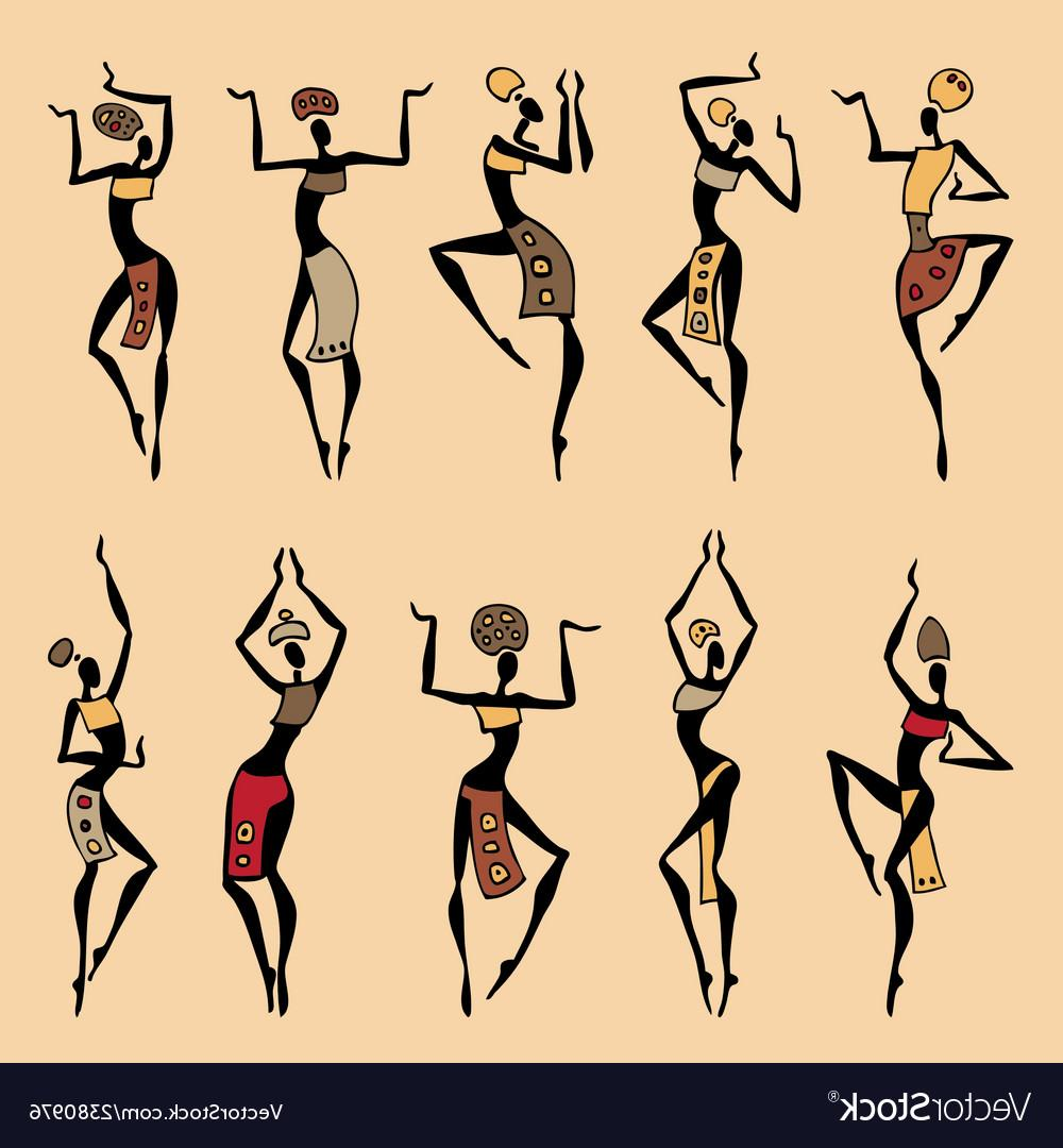 Animated dancing figures clipart clip transparent stock Best Free Dancing Figures Animated Vector Drawing » Free Vector Art ... clip transparent stock