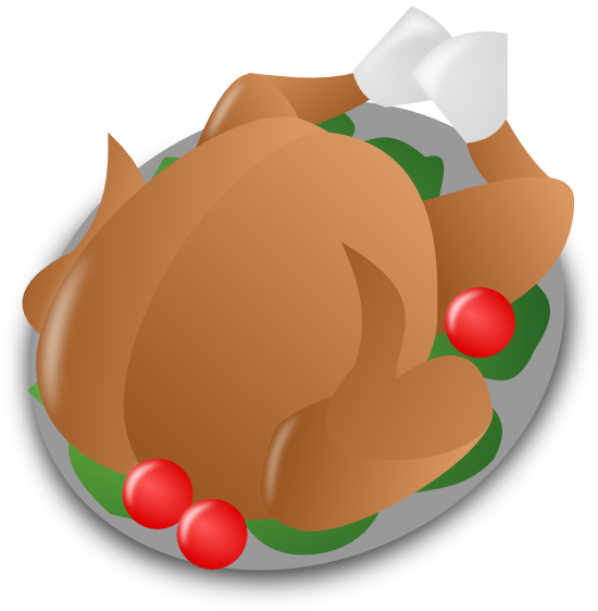 Turkey clipart of food graphic library library Free Turkey Clipart and Animations graphic library library