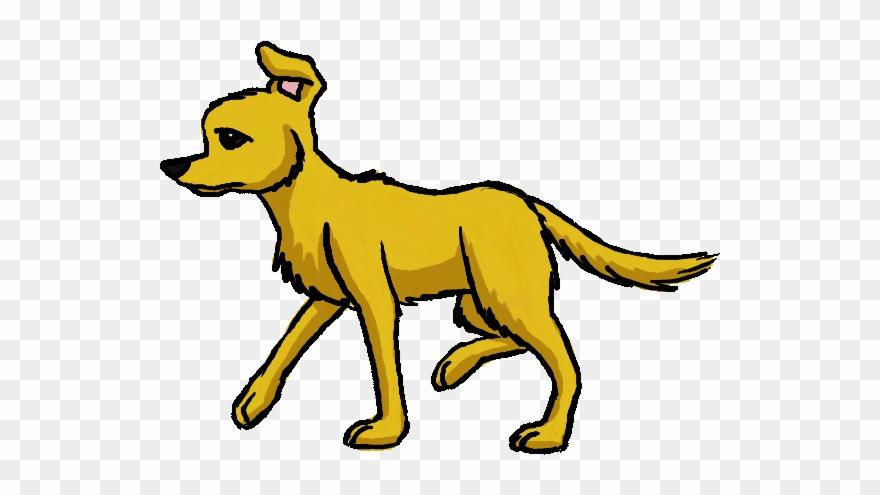 Animated dog walking clipart clipart library stock Walk Cycle By Cartoonsilverfox - Dog Walking Animated Gif Clipart ... clipart library stock