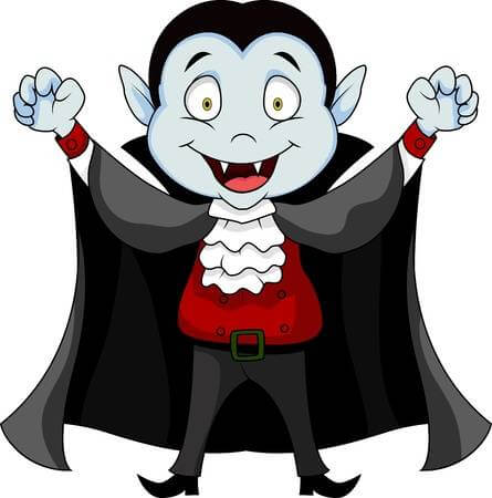 Animated dracula clipart clip transparent stock Free Vampire Clipart - Clipart Junction clip transparent stock